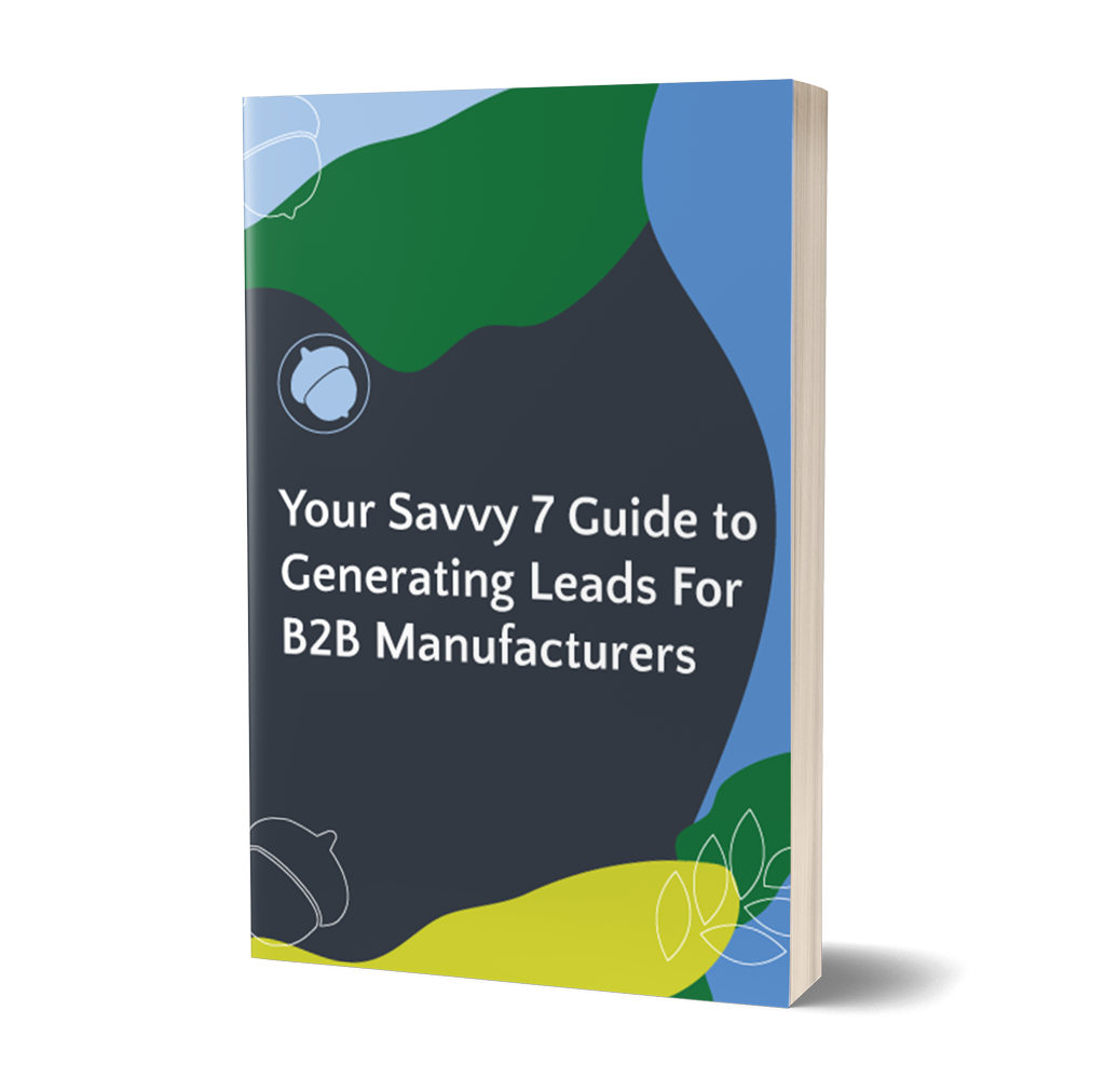 Guide to Lead Generation for Manufacturers